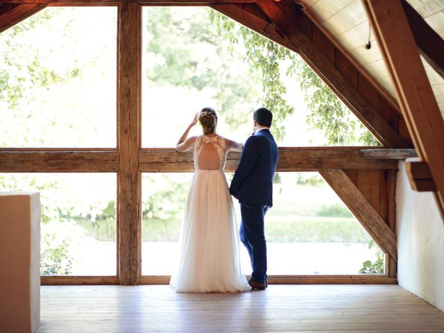 Le mariage de Ran et Naomi à La Roche-sur-Foron, Haute-Savoie 45