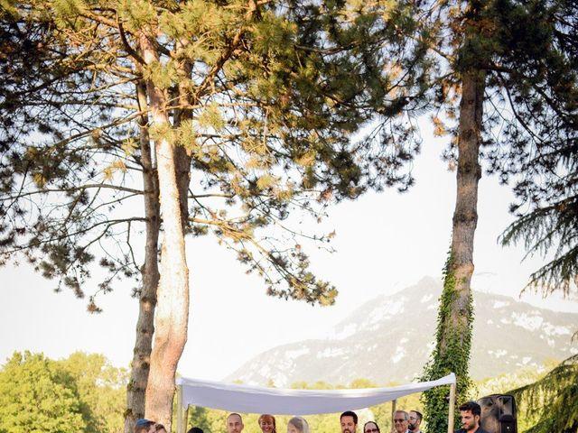 Le mariage de Ran et Naomi à La Roche-sur-Foron, Haute-Savoie 59