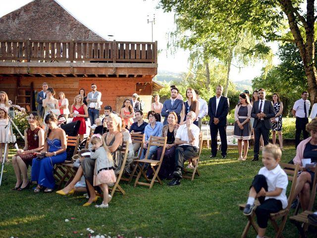 Le mariage de Ran et Naomi à La Roche-sur-Foron, Haute-Savoie 68