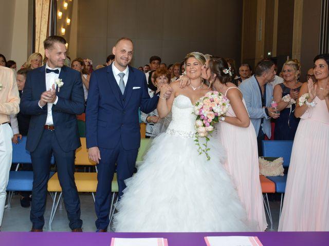 Le mariage de Ali et Aurélie à Marseille, Bouches-du-Rhône 1