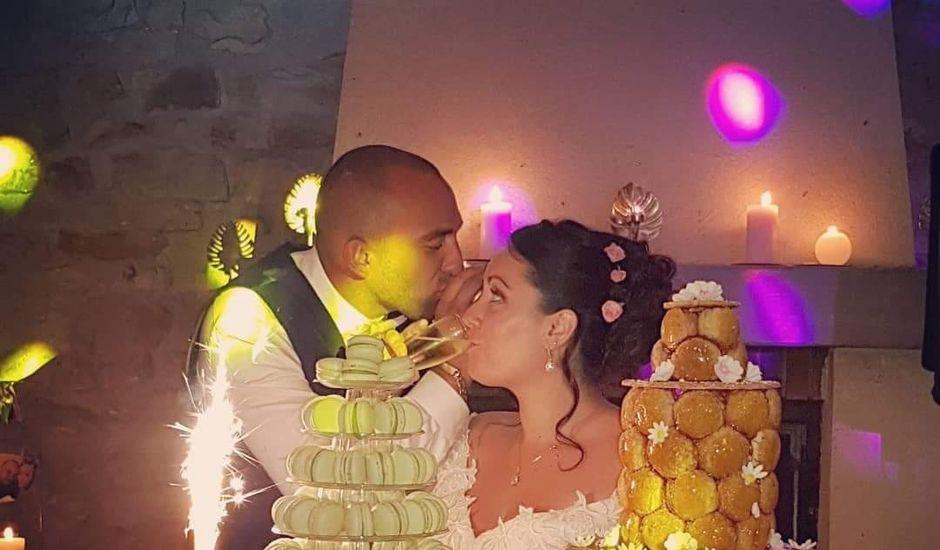 Le mariage de Romain et Justine  à Malesherbes, Loiret