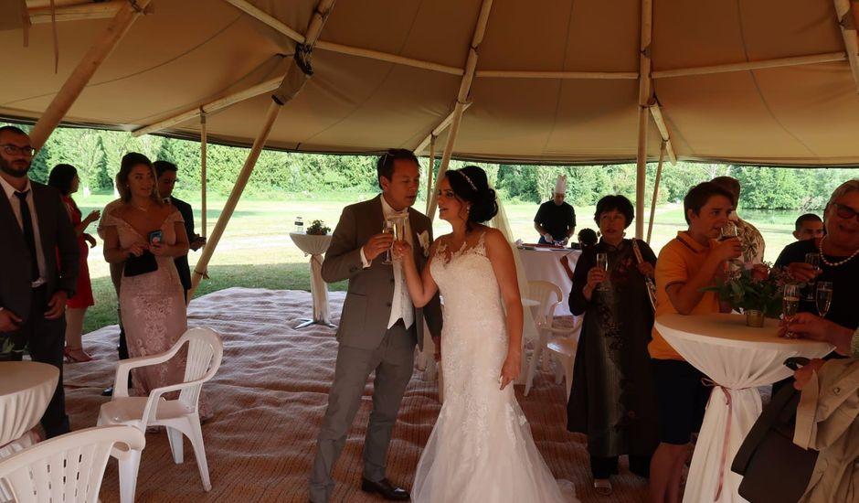 Le mariage de Nicolas et Flavia à Fontenay-Trésigny, Seine-et-Marne