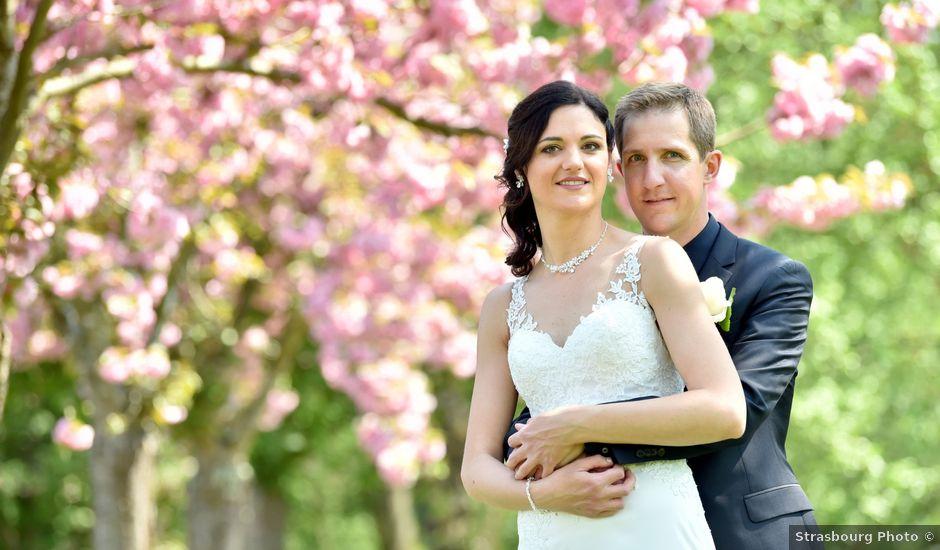 Le mariage de Sébastien et Emilie à Ostwald, Bas Rhin
