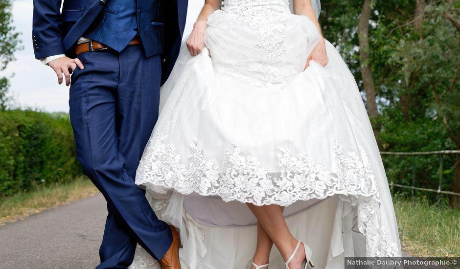 Le mariage de Flavien et Christelle à Moulins, Allier