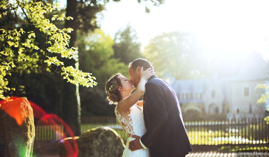 Le mariage de Benoit et Kelly à Pluméliau, Morbihan