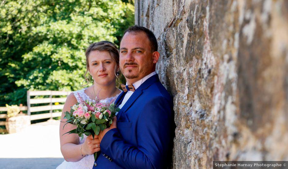 Le mariage de Benjamin et Claudia à Kervignac, Morbihan
