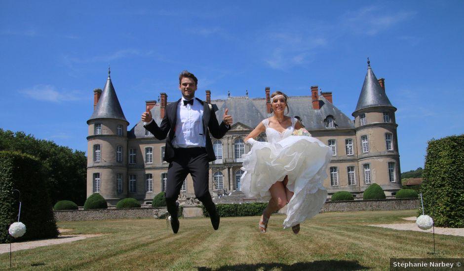 Le mariage de Jacob et Sophie à Haroué, Meurthe-et-Moselle