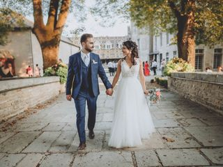 Le mariage de Séverine et Jean-Marie