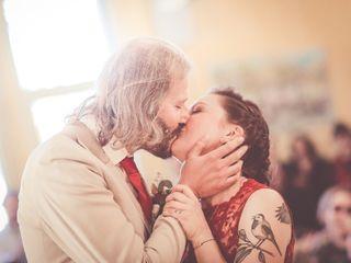 Le mariage de Anouk et Jean-Yves