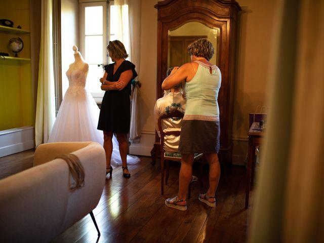 Le mariage de Victor et Karen à Mariol, Allier 5