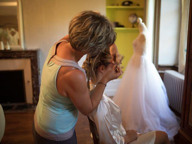 Le mariage de Victor et Karen à Mariol, Allier 6