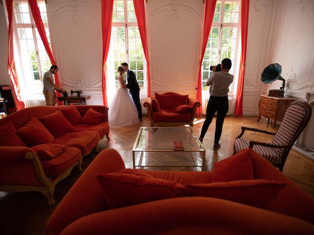 Le mariage de Victor et Karen à Mariol, Allier 7