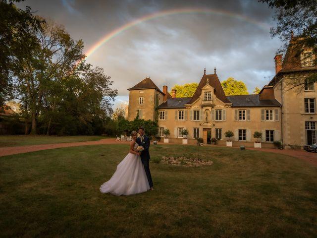 Le mariage de Victor et Karen à Mariol, Allier 9
