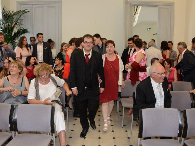 Le mariage de Gaëlle et Nicolas à Saint-Saturnin-lès-Avignon, Vaucluse 17