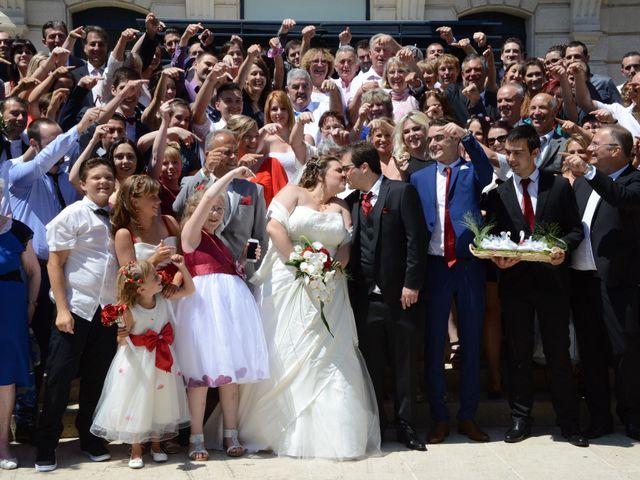 Le mariage de Gaëlle et Nicolas à Saint-Saturnin-lès-Avignon, Vaucluse 27