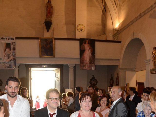 Le mariage de Gaëlle et Nicolas à Saint-Saturnin-lès-Avignon, Vaucluse 29