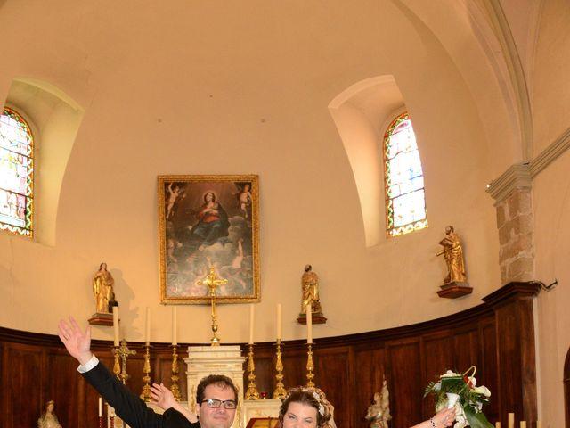 Le mariage de Gaëlle et Nicolas à Saint-Saturnin-lès-Avignon, Vaucluse 34
