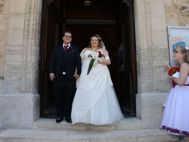 Le mariage de Gaëlle et Nicolas à Saint-Saturnin-lès-Avignon, Vaucluse 35