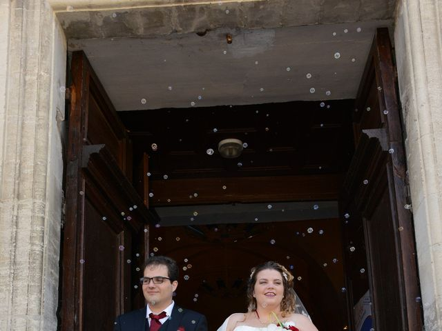 Le mariage de Gaëlle et Nicolas à Saint-Saturnin-lès-Avignon, Vaucluse 36