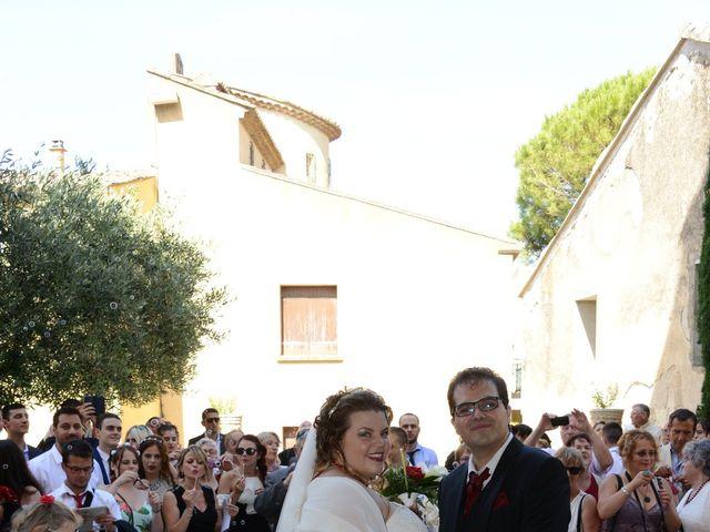 Le mariage de Gaëlle et Nicolas à Saint-Saturnin-lès-Avignon, Vaucluse 37