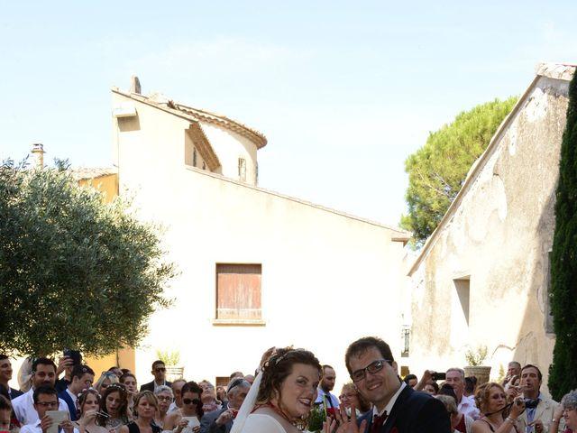 Le mariage de Gaëlle et Nicolas à Saint-Saturnin-lès-Avignon, Vaucluse 38
