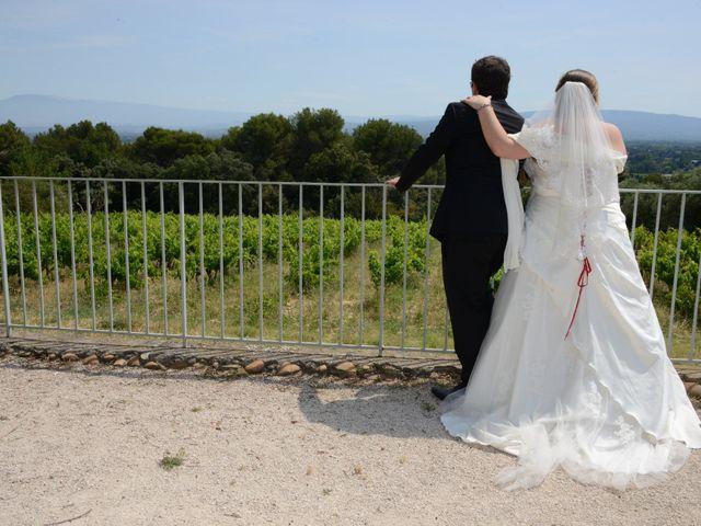 Le mariage de Gaëlle et Nicolas à Saint-Saturnin-lès-Avignon, Vaucluse 83