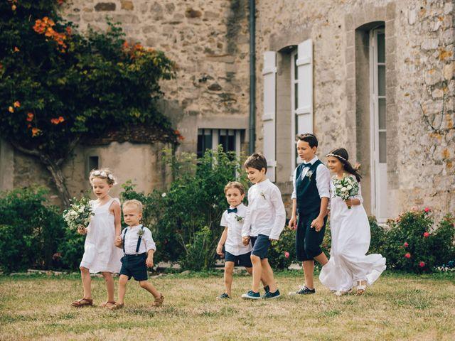 Le mariage de Basile et Marine à Mormant, Seine-et-Marne 1