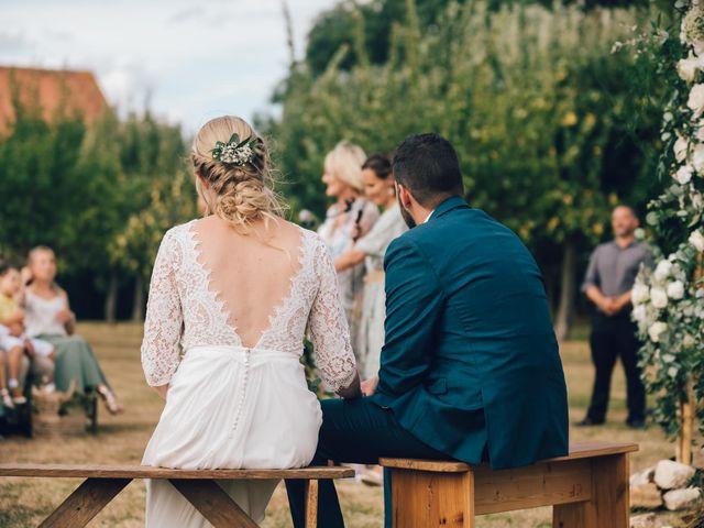 Le mariage de Basile et Marine à Mormant, Seine-et-Marne 34