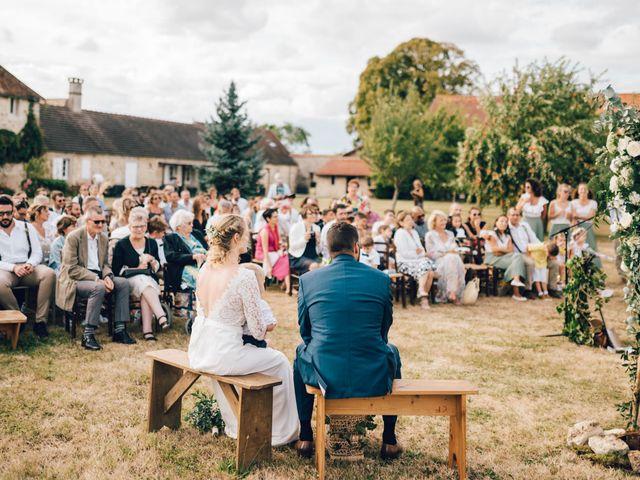 Le mariage de Basile et Marine à Mormant, Seine-et-Marne 35