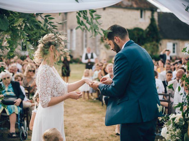 Le mariage de Basile et Marine à Mormant, Seine-et-Marne 42