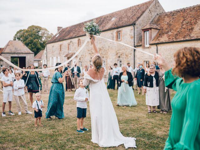 Le mariage de Basile et Marine à Mormant, Seine-et-Marne 50
