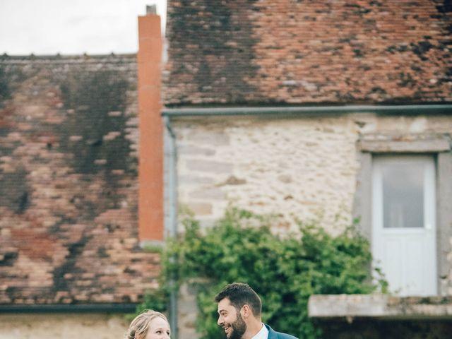 Le mariage de Basile et Marine à Mormant, Seine-et-Marne 55