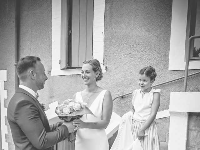 Le mariage de Fabien et Bérénice à Corzé, Maine et Loire 5