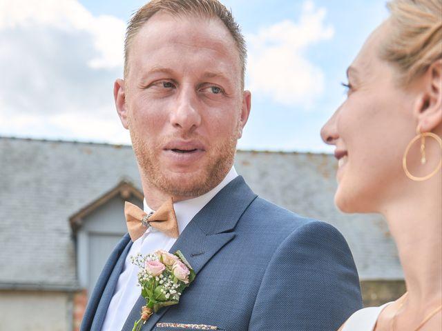 Le mariage de Fabien et Bérénice à Corzé, Maine et Loire 6