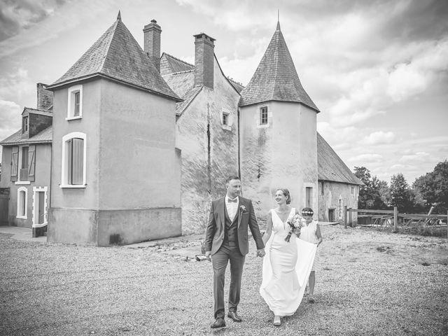 Le mariage de Fabien et Bérénice à Corzé, Maine et Loire 2
