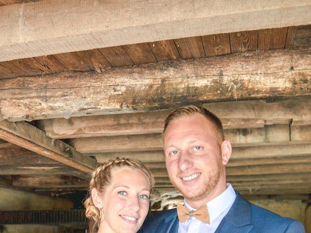 Le mariage de Fabien et Bérénice à Corzé, Maine et Loire 8