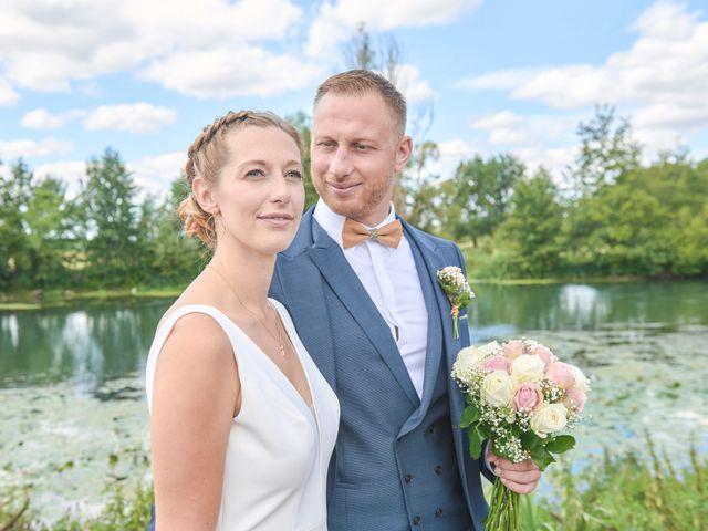 Le mariage de Bérénice et Fabien