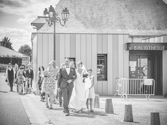 Le mariage de Fabien et Bérénice à Corzé, Maine et Loire 11