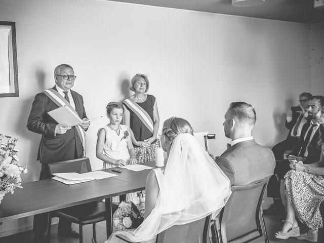 Le mariage de Fabien et Bérénice à Corzé, Maine et Loire 13