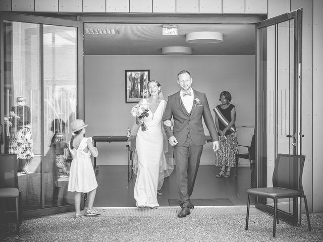 Le mariage de Fabien et Bérénice à Corzé, Maine et Loire 16