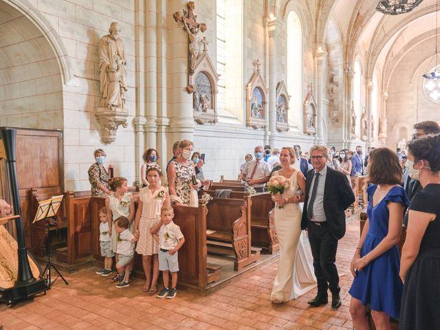 Le mariage de Fabien et Bérénice à Corzé, Maine et Loire 21