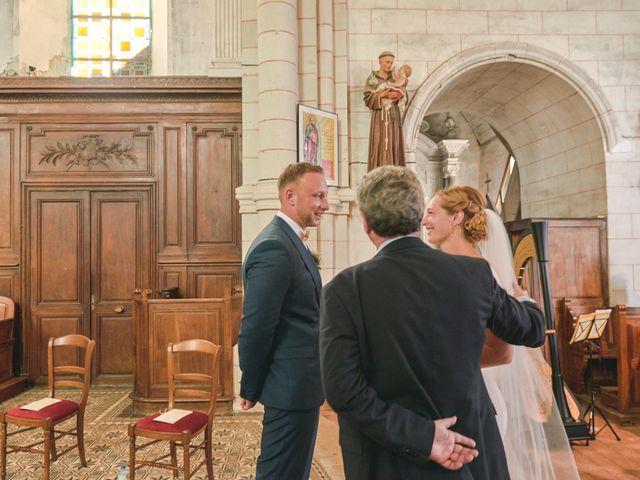 Le mariage de Fabien et Bérénice à Corzé, Maine et Loire 22