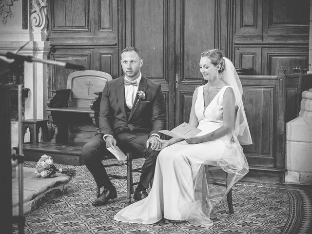Le mariage de Fabien et Bérénice à Corzé, Maine et Loire 25