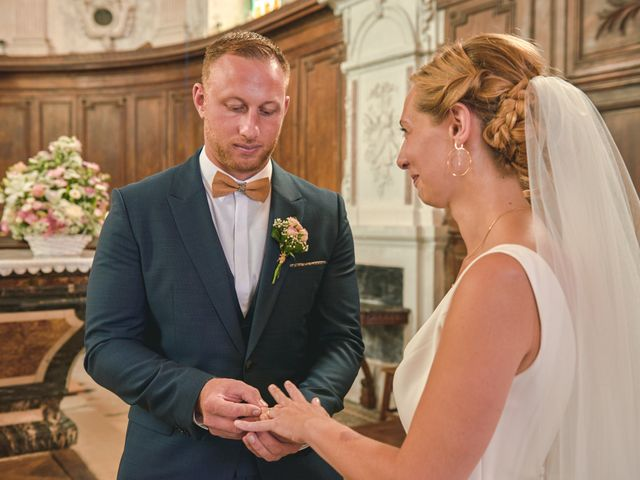 Le mariage de Fabien et Bérénice à Corzé, Maine et Loire 29