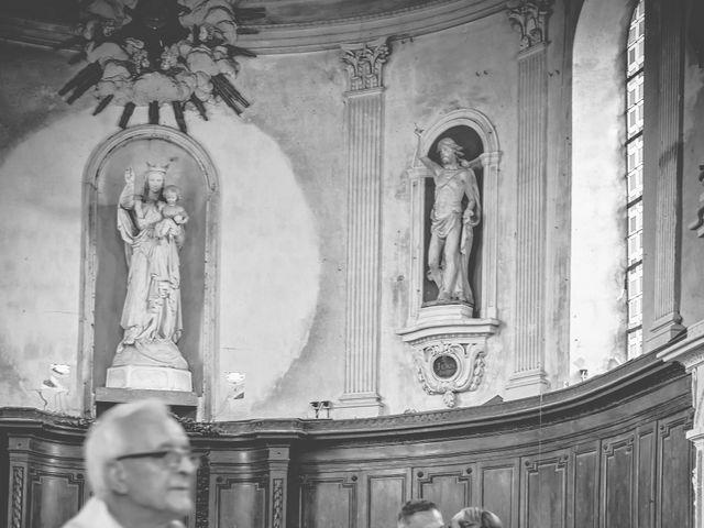 Le mariage de Fabien et Bérénice à Corzé, Maine et Loire 34