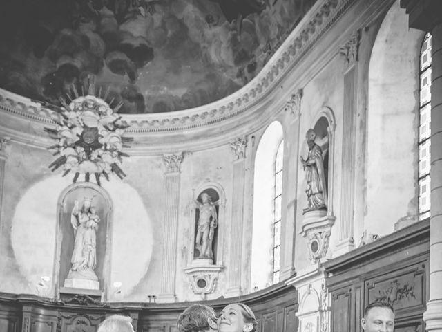 Le mariage de Fabien et Bérénice à Corzé, Maine et Loire 35