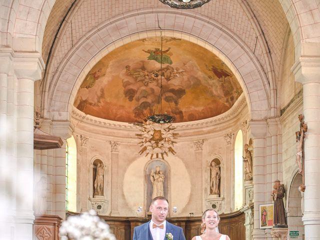Le mariage de Fabien et Bérénice à Corzé, Maine et Loire 36