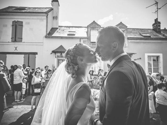 Le mariage de Fabien et Bérénice à Corzé, Maine et Loire 40