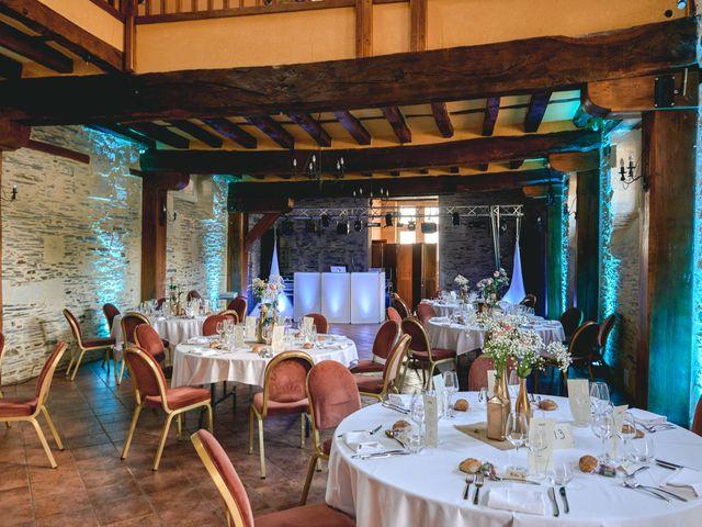 Le mariage de Fabien et Bérénice à Corzé, Maine et Loire 45