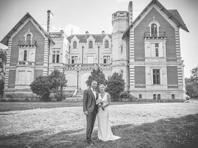 Le mariage de Fabien et Bérénice à Corzé, Maine et Loire 51